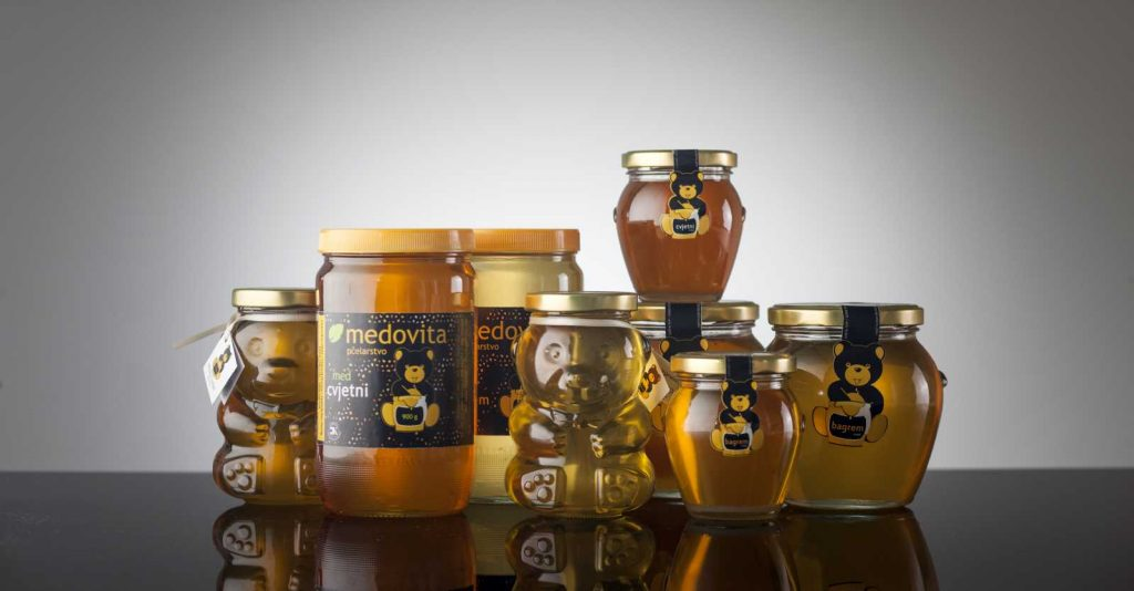 natural honey croatia